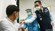 Video RK Beberkan Rumitnya Vaksinasi Corona