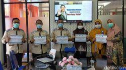 Rumah Sakit Rujukan di Banyuwangi Dapat Bantuan Penanganan COVID-19