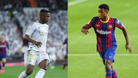 El Clasico di Camp Nou: Panggung Vinicius Vs Ansu Fati?
