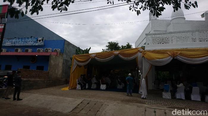 Walkot Cilegon Resmikan Masjid di Jalan Lingkar Selatan