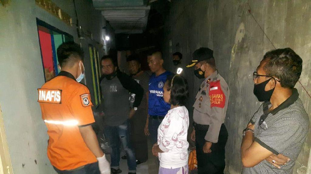 Wanita Hamil Tua Ditemukan Tewas Bersimbah Darah di Bandung
