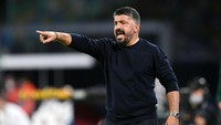 Gattuso: Serangan Napoli Hanya Menggelitik AZ Alkmaar