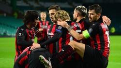 Mantap! Milan Masih Belum Terkalahkan di 21 Laga