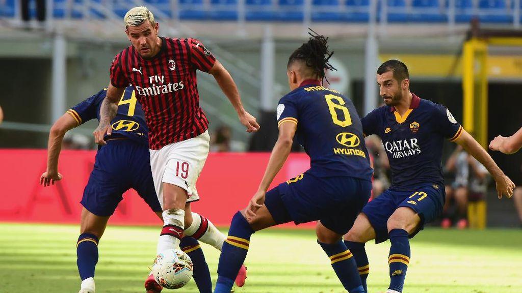 9 Data-Fakta Milan Vs Roma
