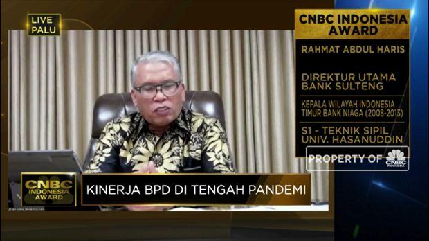 Agrikultur, Sektor Penopang Bisnis Bank Sulteng Kala Pandemi(CNBC Indonesia TV)