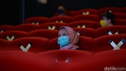Suasana Bioskop Plaza Semanggi yang Sudah Buka Lagi