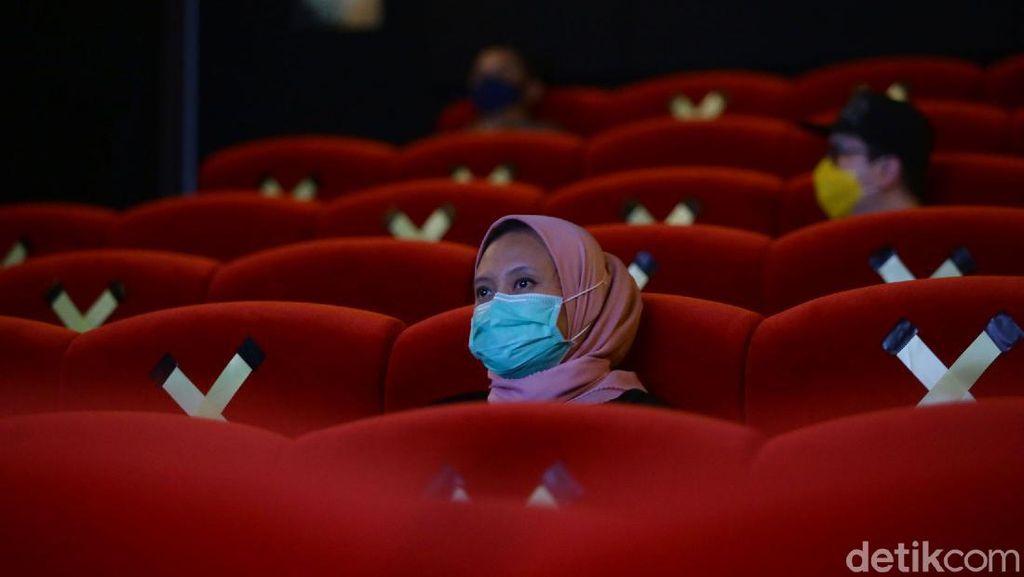Anak-anak Kini Boleh Masuk Bioskop dan Tempat Bermain di Mal