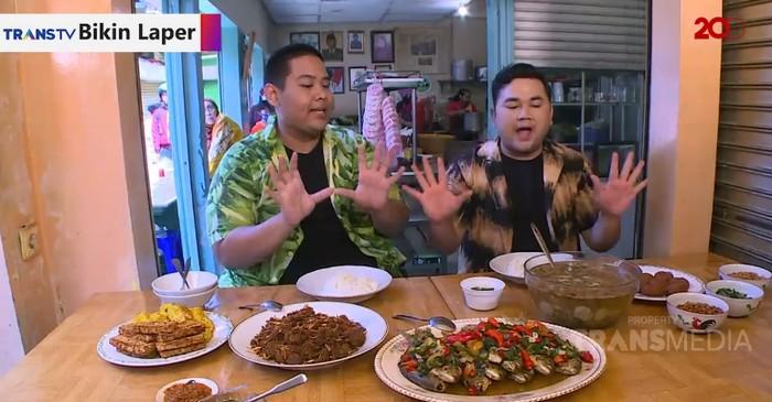 Bikin Laper! Makan Enak di Warung Nasi Legendaris di Bandung