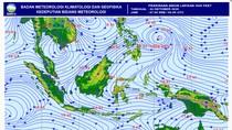 BMKG: Potensi Hujan Lebat di Libur Cuti Bersama