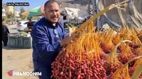 Pria Indonesia Borong Kurma di Palestina untuk Dibagikan ke Anak-anak