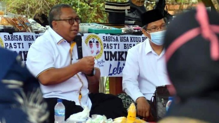Cabup Sukabumi Marwan Hamami.