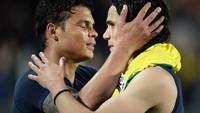 MU Vs Chelsea: Cavani Nantikan Reuni Rumit dengan Thiago Silva