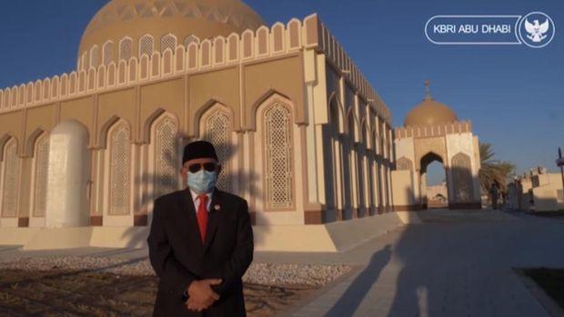 Duta Besar RI untuk Uni Emirat Arab Husin Bagis.