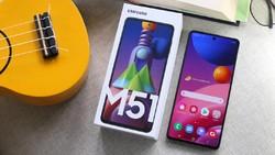 Galaxy M51 Bawa Baterai 7.000 mAh Siap Dijual Lagi, Catat Tanggalnya!