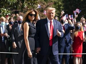 Mantan Ajudan: Melania Akan Ceraikan Donald Trump Setelah Kalah Pilpres