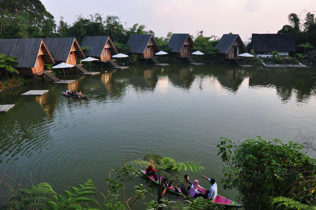 Green Forest Resort Bandung, Leuwi Hejo, Kepulauan Seribu