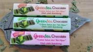 Greentea Cokelat & Greentea Rice Craker, Inovasi Produk Teh Eksotis