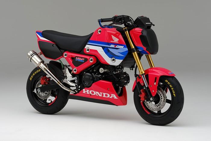 Honda Grom HRC