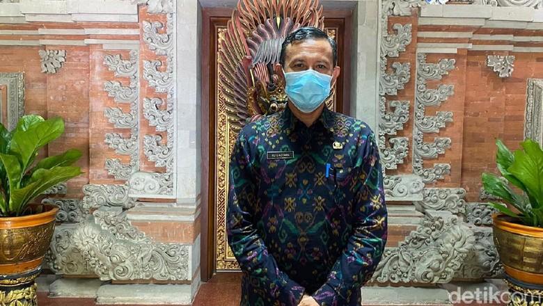 Kadispar Bali, Putu Astawa