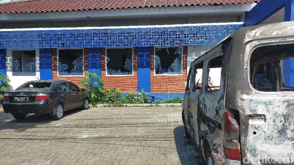 Tersangka Perusakan Kantor DPD NasDem Makassar Saat Demo Ajukan Praperadilan