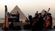 Keren! Mesir Buka Restoran Pertama di Dataran Tinggi Piramida