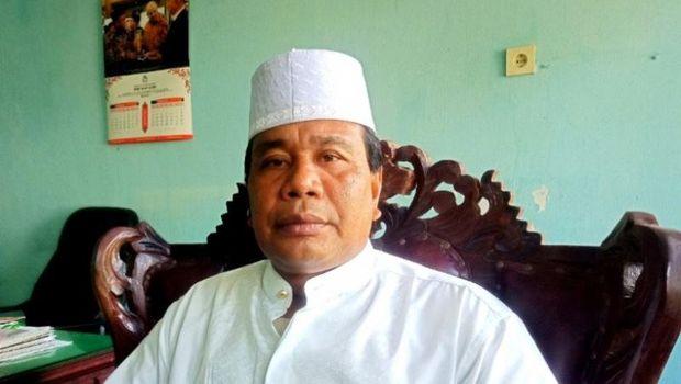 Ketua Majelis Permusyawaratan Ulama (MPU) Kabupaten Aceh Barat, Teungku Abdurrani Adian. (ANTARA/Teuku Dedi Iskandar)