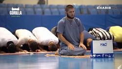 Allahu Akbar, Saat Khabib Nurmagomedov Jadi Imam Salat