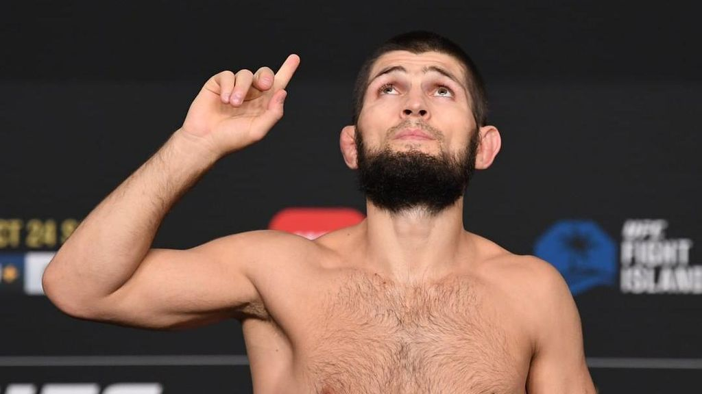 Presiden UFC: Kami Harus Buat Patung Khabib Nurmagomedov