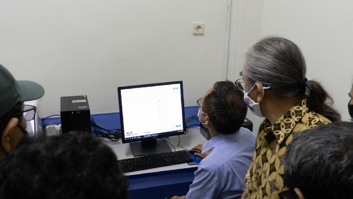 Lab Biomolekuler Universitas Kristen Satya Wacana (UKSW) Salatiga