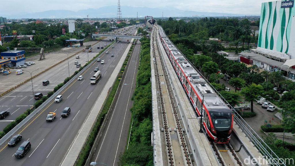 Polisi Tangkap Seorang Buron Kasus Pencurian Kabel LRT di Palembang