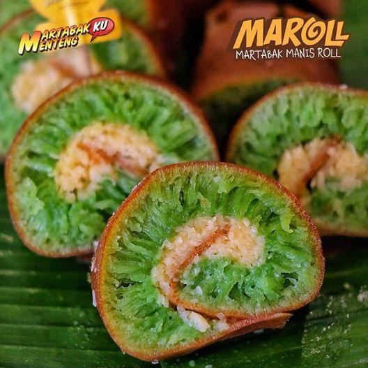Martabak Roll Enak di Jakarta