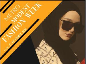 Metro Department Store Gelar Modest Fashion Week, Ada Diskon Hingga 70%