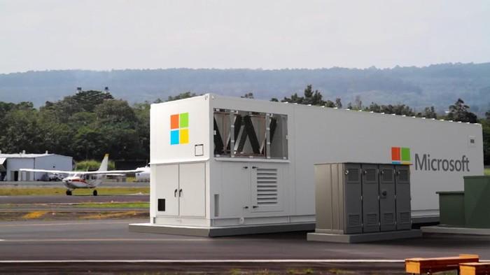 Microsoft Azure Modular Data Center