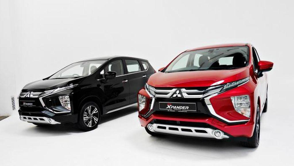 Spesifikasi Mitsubishi Xpander Versi Malaysia yang Meluncur Bulan Depan