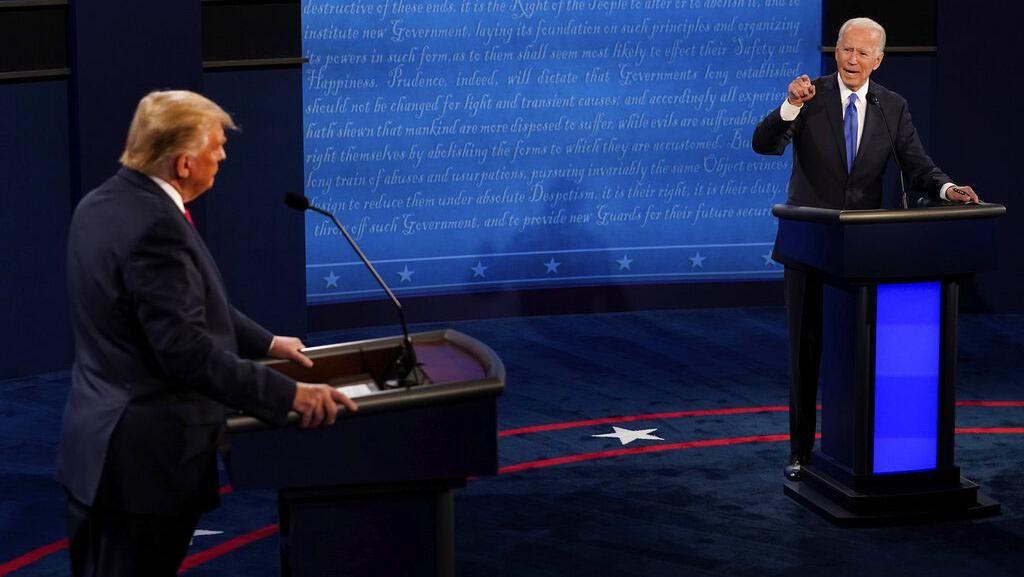 Debat Berakhir, Trump Janji Bawa AS Sukses Seperti Sebelum Pandemi