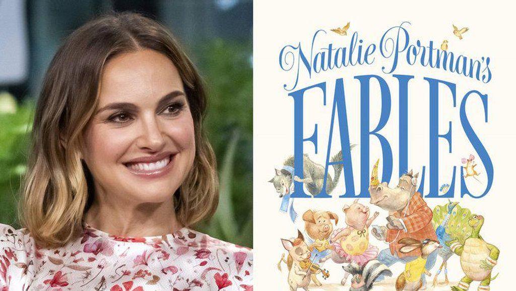 Natalie Portman Ubah 3 Cerita Dongeng Anak Jadi Versi Perempuan