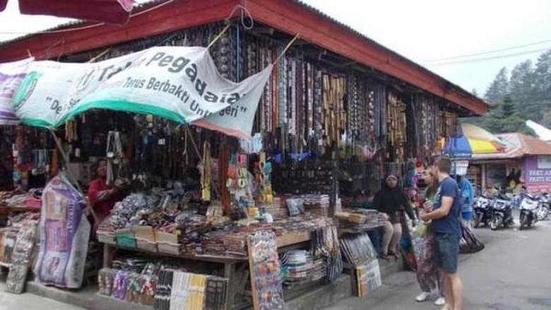 Pasar Candi Kuning Bedugul Bali