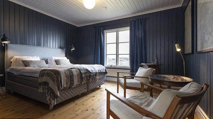 Hotel di Swedia.