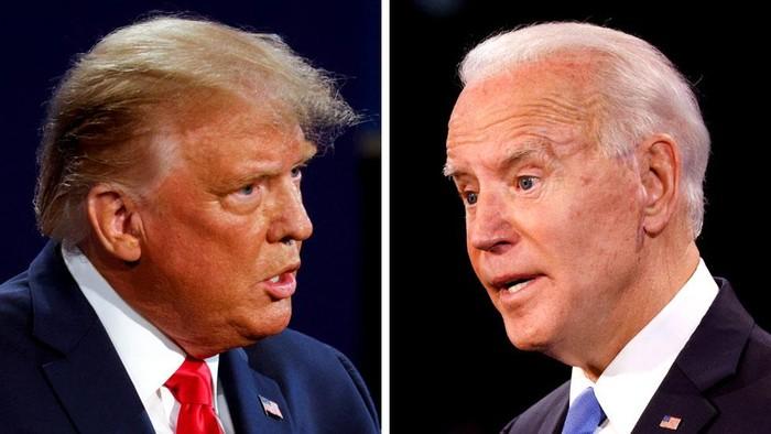 Pemilu Amerika: Poin-poin penting dalam debat terakhir pilpres - Covid-19, Hunter Biden, dan imigrasi