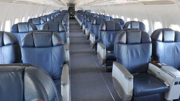 Pesawat khusus bisnis Air Canada
