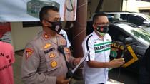 Todong Sejoli Pacaran di Danau Sunter Jakut, Seorang Pemuda Dibekuk Pollisi