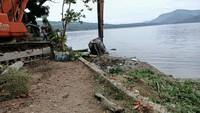 Ternyata, Ini Penyebab 100 Ton Ikan Mati Mendadak di Danau Toba