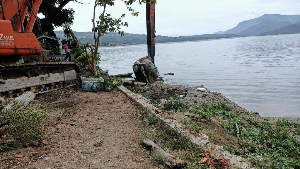 100 Ton Ikan Mati Mendadak, Kualitas Air Danau Toba Jadi Sorotan
