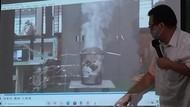Kebakaran Kejagung dari Rokok Hanguskan 1 Gedung, Ini Analisis Ahli Forensik