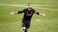 Sergio Ramos Enggan Buru-buru Perpanjang Kontrak di Real Madrid