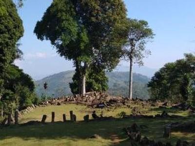 Gunung Padang, Situs Megalitikum Rekomendasi dari Cianjur