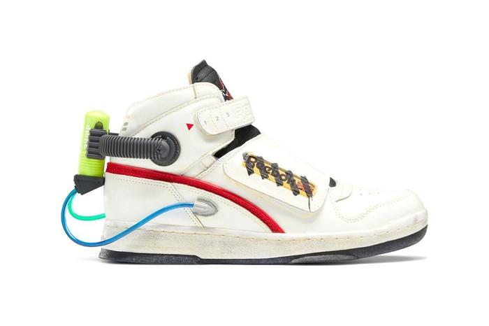 Sneakers Ghostbusters Reebok