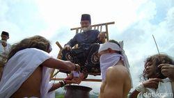 Komunitas Seniman Lima Gunung Gelar Maulud Nabi Muhammad di Ponpes