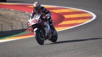 Video Free Practice II MotoGP Teruel 2020, Nakagami Gaspol