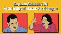 Sidang Gugatan Bambang Tri ke Sri Mulyani Dimulai!